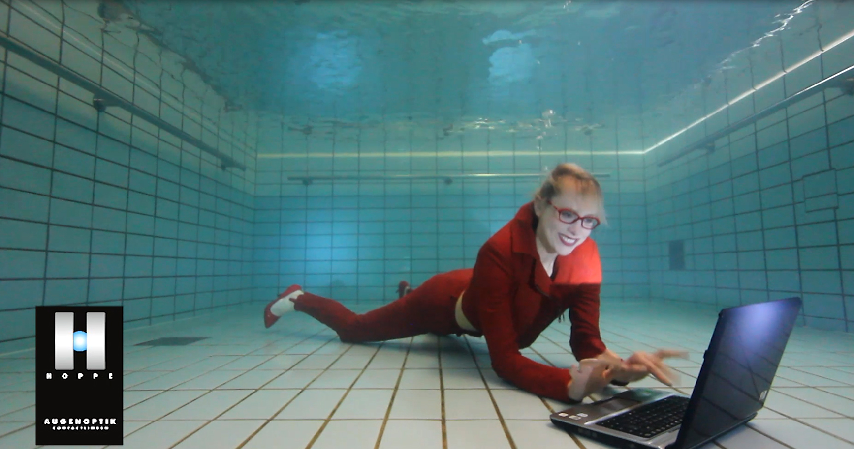 Unterwasser Werbefilme