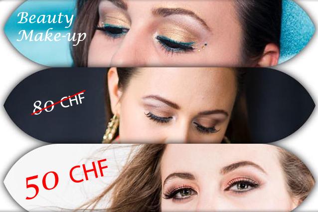 Gutschein Beauty Make-up Francesca Maggi