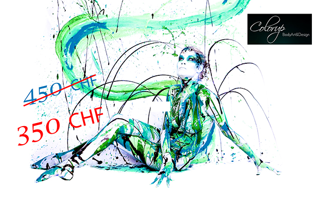 Cholorup.ch - Action Painting